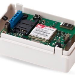 GSM informavimo sistema ESIM022