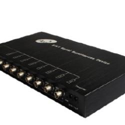 Vaizdo signalo perdavimas XT-8000D