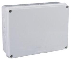 Dėžutė Tosun TJB2 300x250x120 IP65, lygi