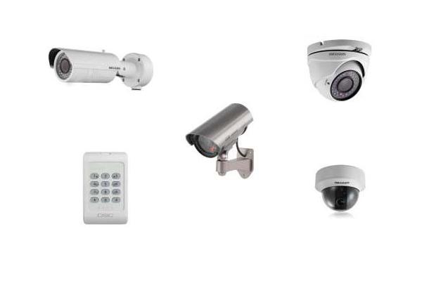 Apskon apsauginės signalizacijos sistemos
