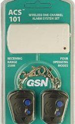 Radiobanginis komplektas GSN ACS-101 1-ch