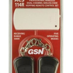 Radiobanginis komplektas GSN ACS-114R 2-ch