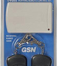 Radiobanginis komplektas GSN ACS-146R 4-ch