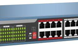 Komutatorius Hikvision DS-3E0326P-E