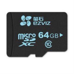 EZVIZ Micro SD kortelė CS-CMT-CARDT64G