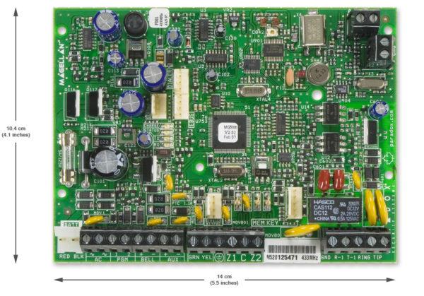PARADOX Magelan MG5000 (433 MHz)