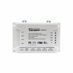 SONOFF Smart Switch 4CH PRO R2