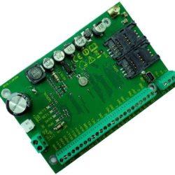 Trikdis SP231 GSM centralės plokštė su korpusu
