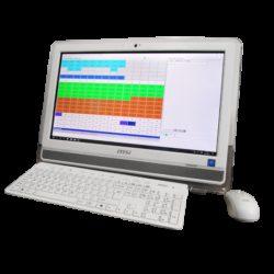 Programinė įranga su planšetiniu kompiuteriu Gorke SPA-1000T