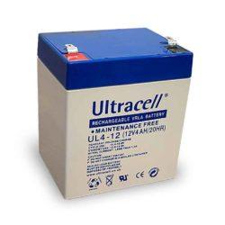 Akumuliatorius Ultracell UL4-12