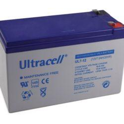 Akumuliatorius Ultracell UL7-12F2