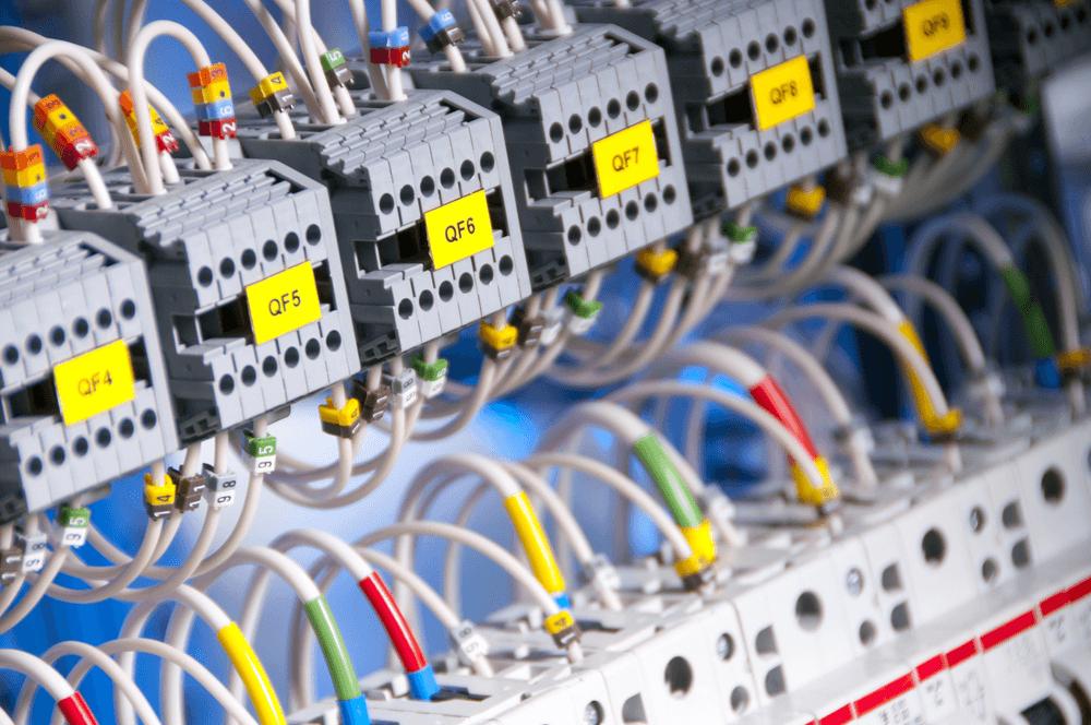 Elektros tinklų montavimas